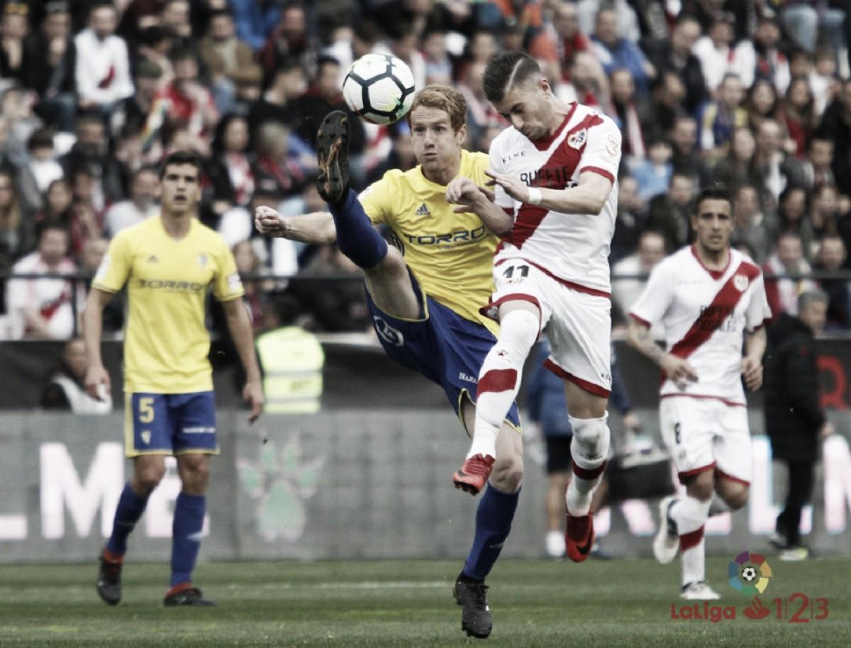 Tercera vez que Vallecas registra más de diez mil espectadores