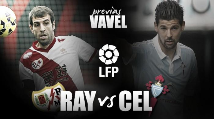 Rayo Vallecano - Celta de Vigo: cada uno a lo suyo