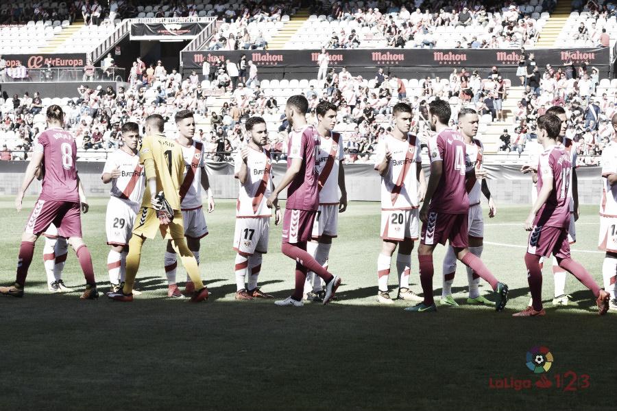 """El árbitro del Real Valladolid - Rayo Vallecano es un """"conocido"""" para los pucelanos"""