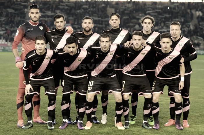 Córdoba - Rayo Vallecano: puntuaciones del Rayo, jornada 20 de la Segunda División