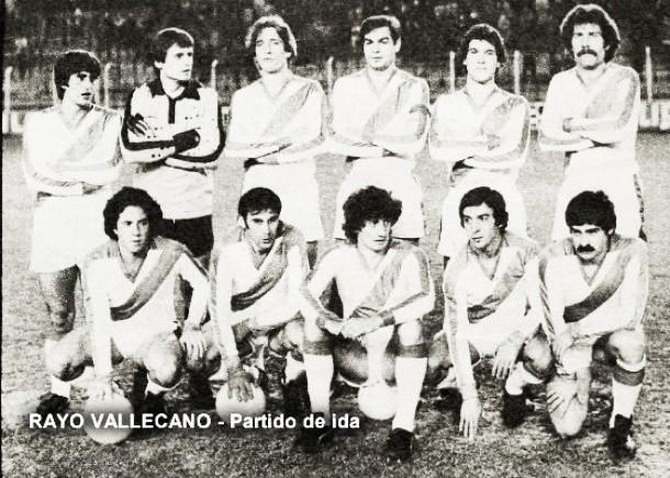 Cuando gol en Vallecas se decía Morena