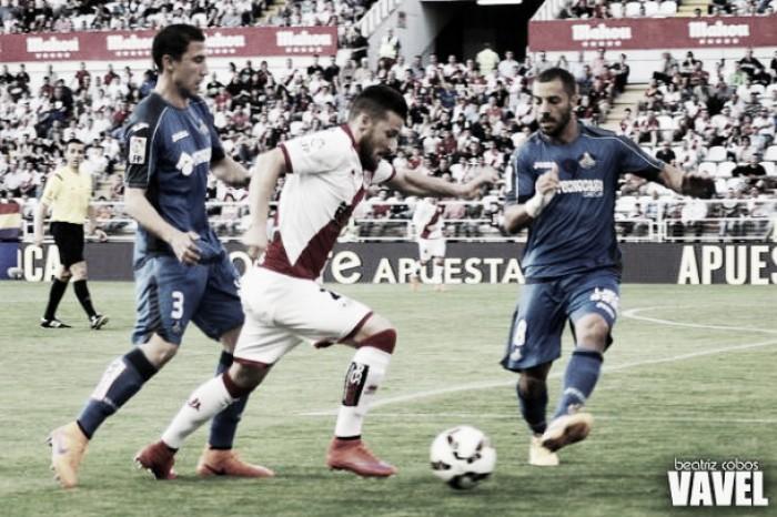 Rayo Vallecano - Getafe CF: puntuaciones Rayo Vallecano, jornada 31 Liga BBVA