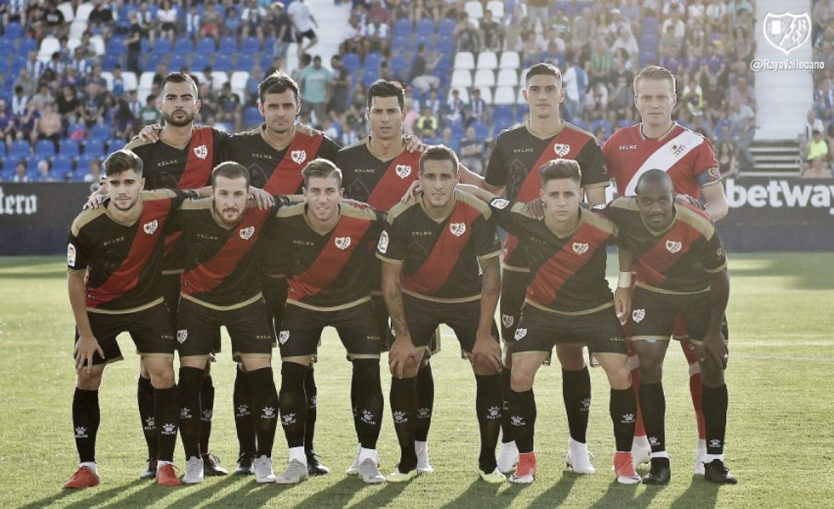 Análisis del rival del Sevilla: Rayo Vallecano, un equipo guerrero dispuesto a quedarse