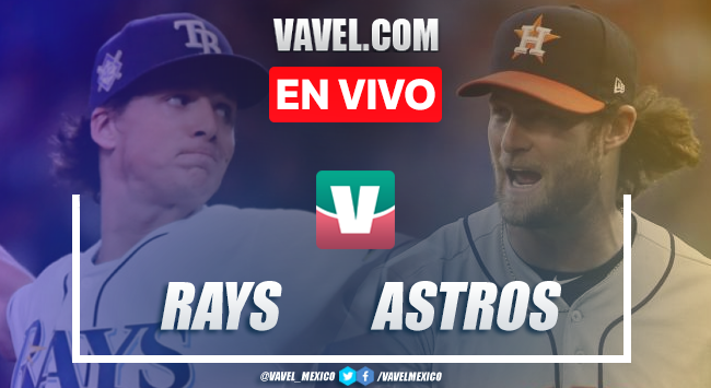 Video resumen: Tampa Bay Rays 1-6 Houston Astros en Juego 5 Serie Divisional 2019
