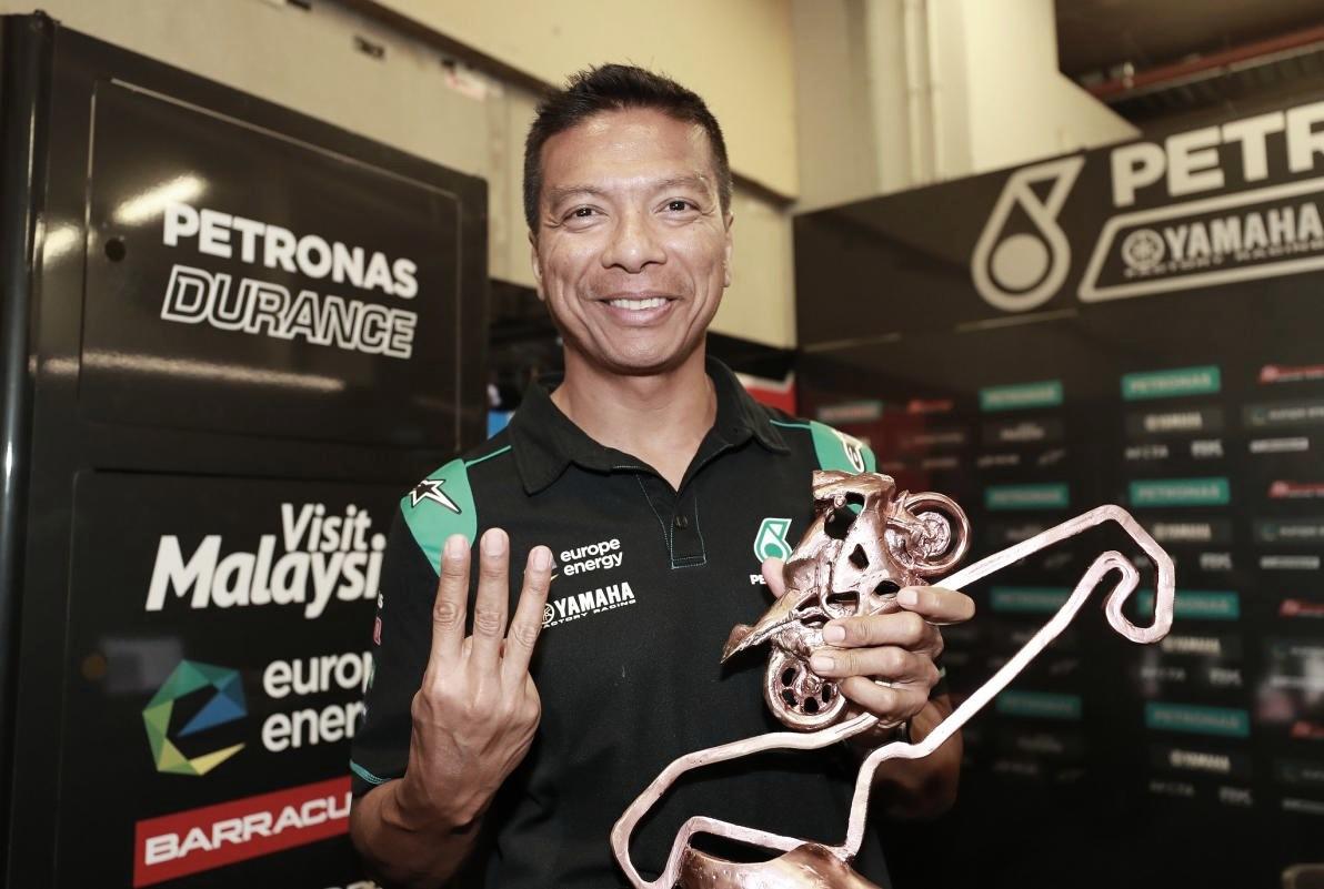 "Razlan Razali: ""Al principio, nadie quería a Petronas como patrocinador"""