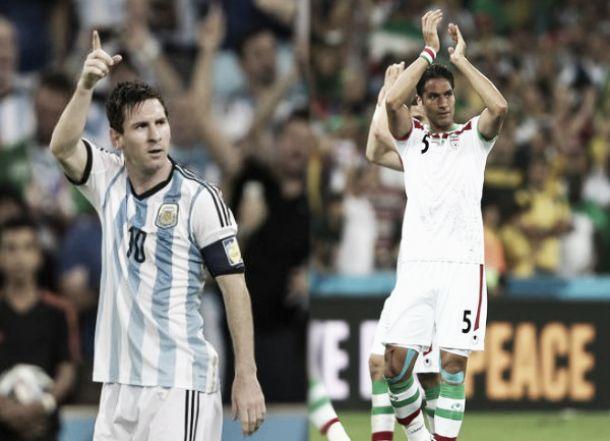 Argentine - Iran : élever son niveau