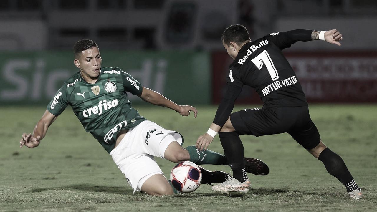 Invicto, RB Bragantino recebe Palmeiras de olho na liderança do Brasileirão