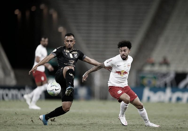 Líder e invicto, RB Bragantino recebe Ceará pelo Campeonato Brasileiro