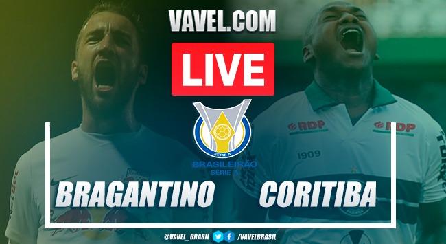 Gols e melhores momentos de RB Bragantino 1 x 2 Coritiba pelo Campeonato Brasileiro 2020