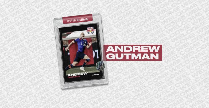 New York Red Bulls recibe a Gutman