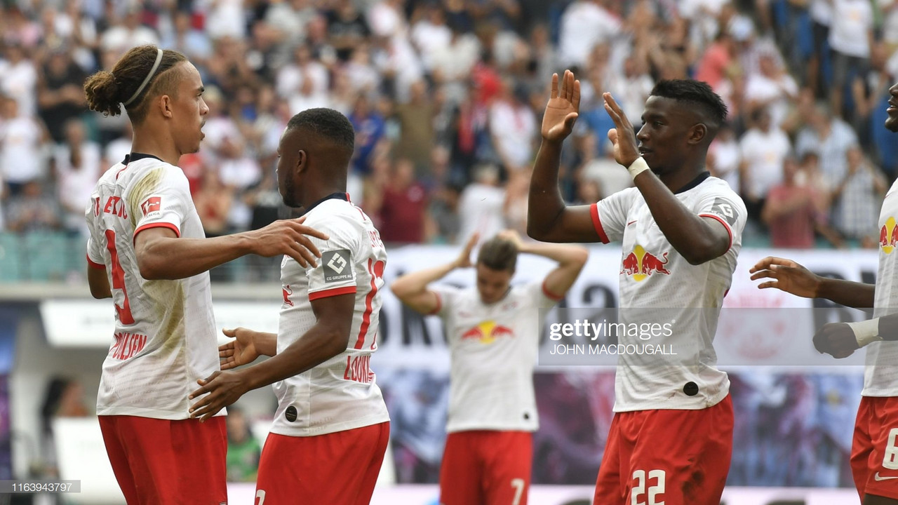 The Eastern Anomaly – RB Leipzig