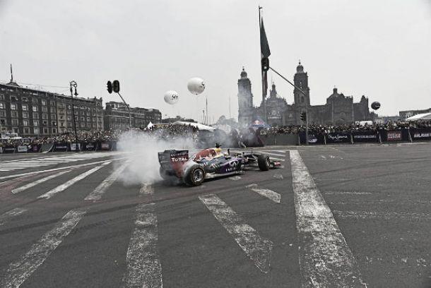 El RB7 deja huella en las calles de la Ciudad de México