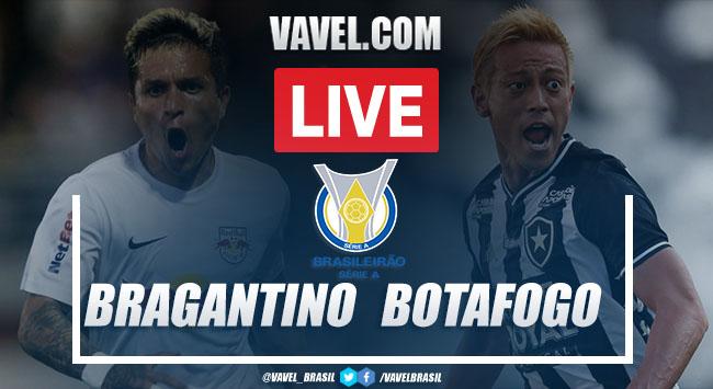 Red Bull Bragantino x Botafogo AO VIVO: jogo online pelo Campeonato Brasileiro 2020
