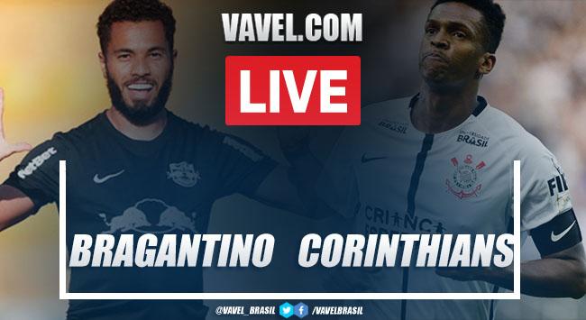 Gols e melhores momentos de RB Bragantino e Corinthians (0-2)