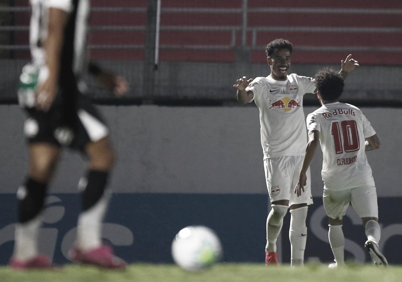 Em jogo de seis gols, RB Bragantino revive bom futebol contra Ceará e quebra jejum