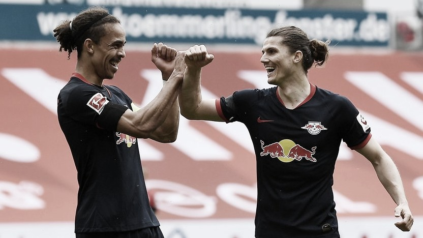 #BundesligaNaVAVEL: RB Leipzig tem quarteto ofensivo na seleção da 27ª rodada