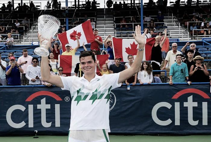 ATP Washington: Grigor Dimitrov, Milos Raonic receive wildcards