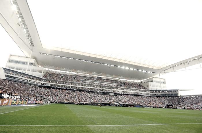Vendas do gramado da Arena Corinthians iniciam hoje; saiba como comprar