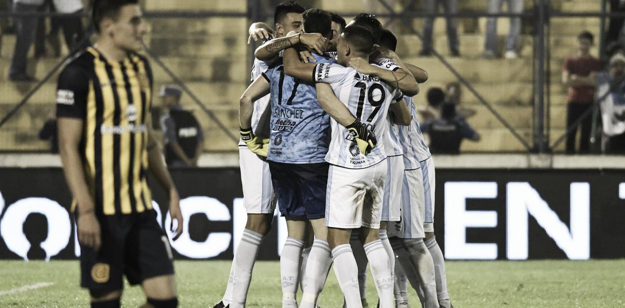 La última vez que Central jugó una semifinal de Copa Argentina