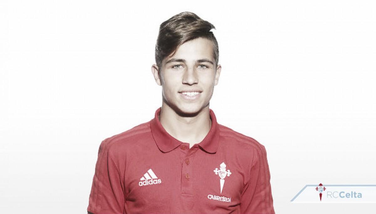 El canterano Álex Vila, convocado con la Sub 16