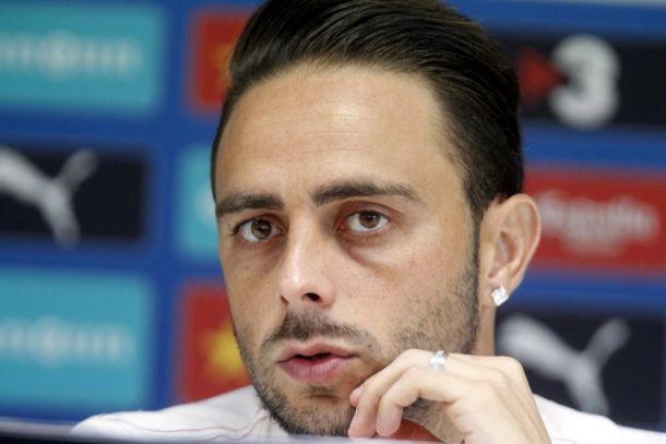 """Sergio García: """"No vamos a Sevilla a ver el partido, sino a competir"""""""