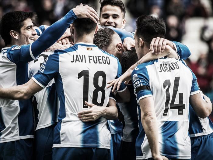 El Espanyol inicia la segunda vuelta con una victoria