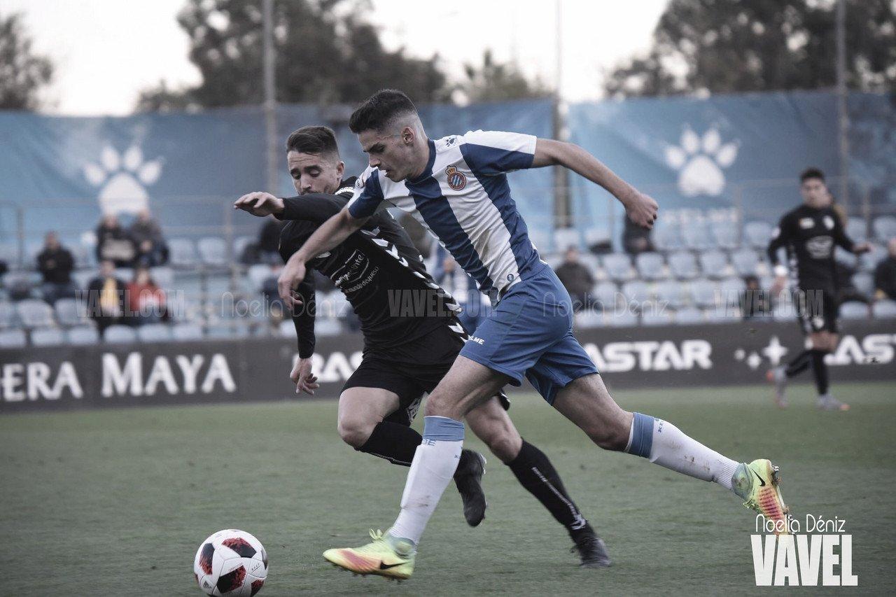 Continua la sequía goleadora para el Espanyol B