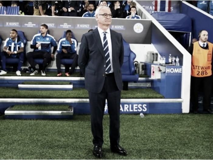 """Ranieri: """"La afición fue un empuje extra"""""""