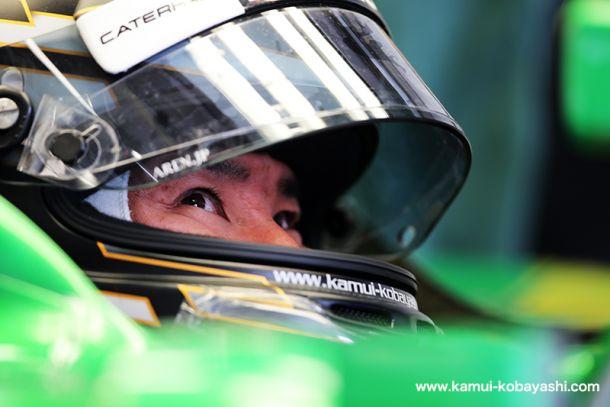 """Kamui Kobayashi: """"No estoy contento con el coche"""""""