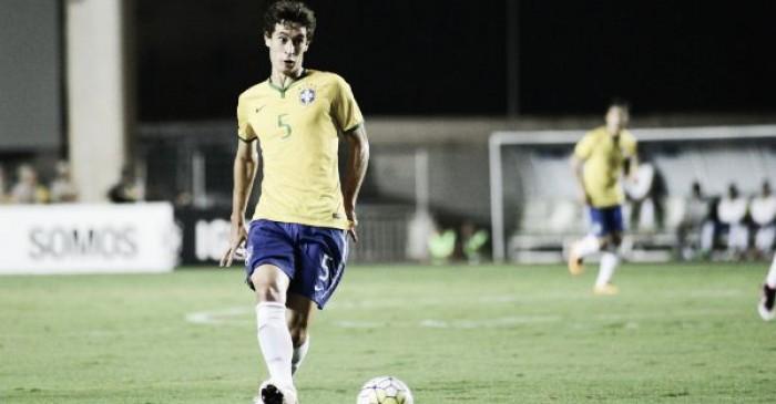 Rodrigo Dourado sofre lesão muscular com Seleção Olímpica e volta a Porto Alegre