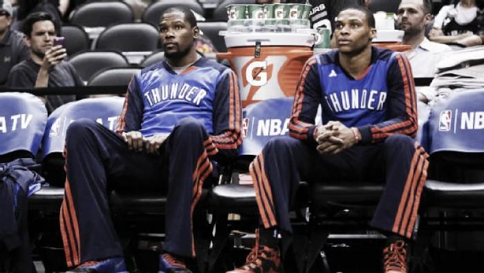 """Nba, Westbrook: """"Fedele ai Thunder. Non ho ancora parlato con Durant"""""""