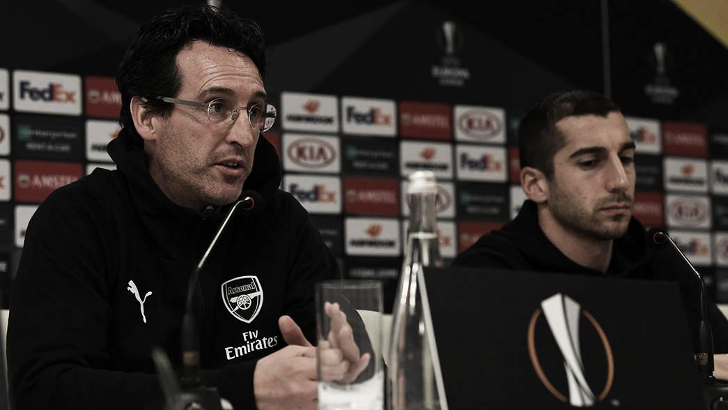 """Emery: """"Sabemos que el partido del domingo es importante, pero primero hay que pensar en este"""""""
