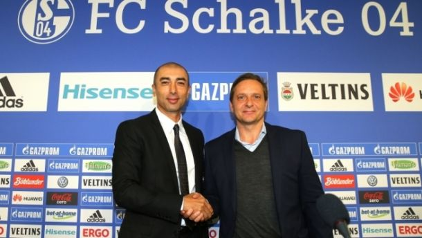 """Roberto di Matteo unveiled at Schalke: """"I look forward to the new challenge, I know how players tick"""""""