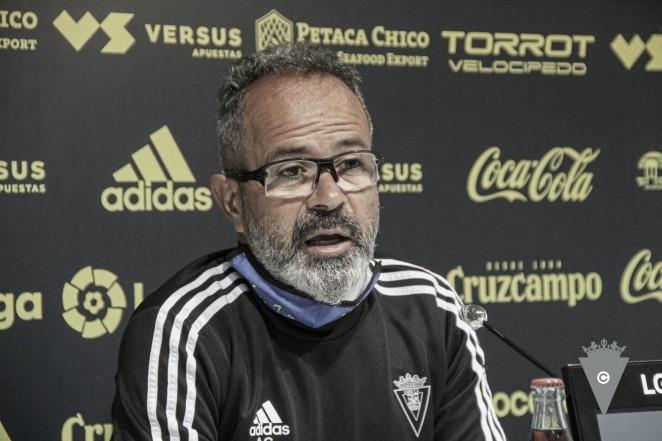 """Álvaro Cervera: """"Esta liga no parece una liga real"""""""