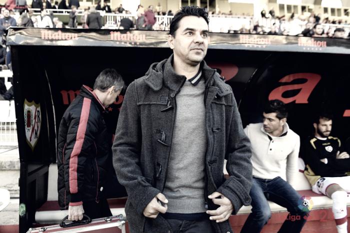 """Michel: """"Mañana necesitamos el máximo rendimiento para ganar. Hay que hacer un buen partido."""""""
