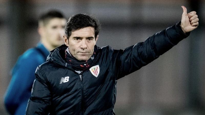 """Marcelino: """"El Athletic actual supera lo que yo tenía en la cabeza"""""""