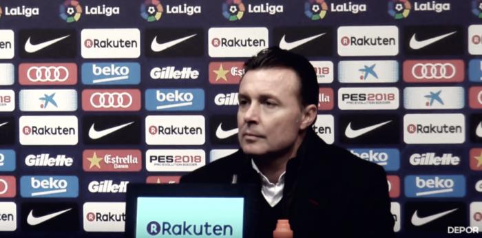 """Parralo: """"El Barça fue muy superior a nosotros"""""""