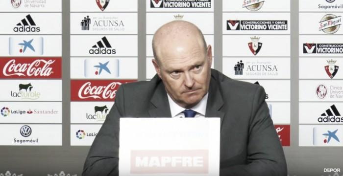 """Pepe Mel: """"Ni un reproche a los futbolistas, han hecho todo para ganar"""""""