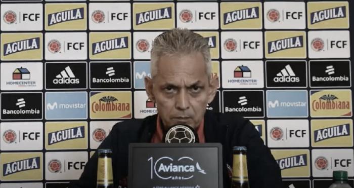 """Reinaldo Rueda: """"Cuando entramos a una cancha, entramos a ganar"""""""