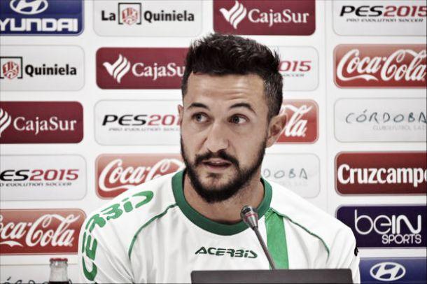 """Héctor Rodas: """"Será un partido áspero"""""""