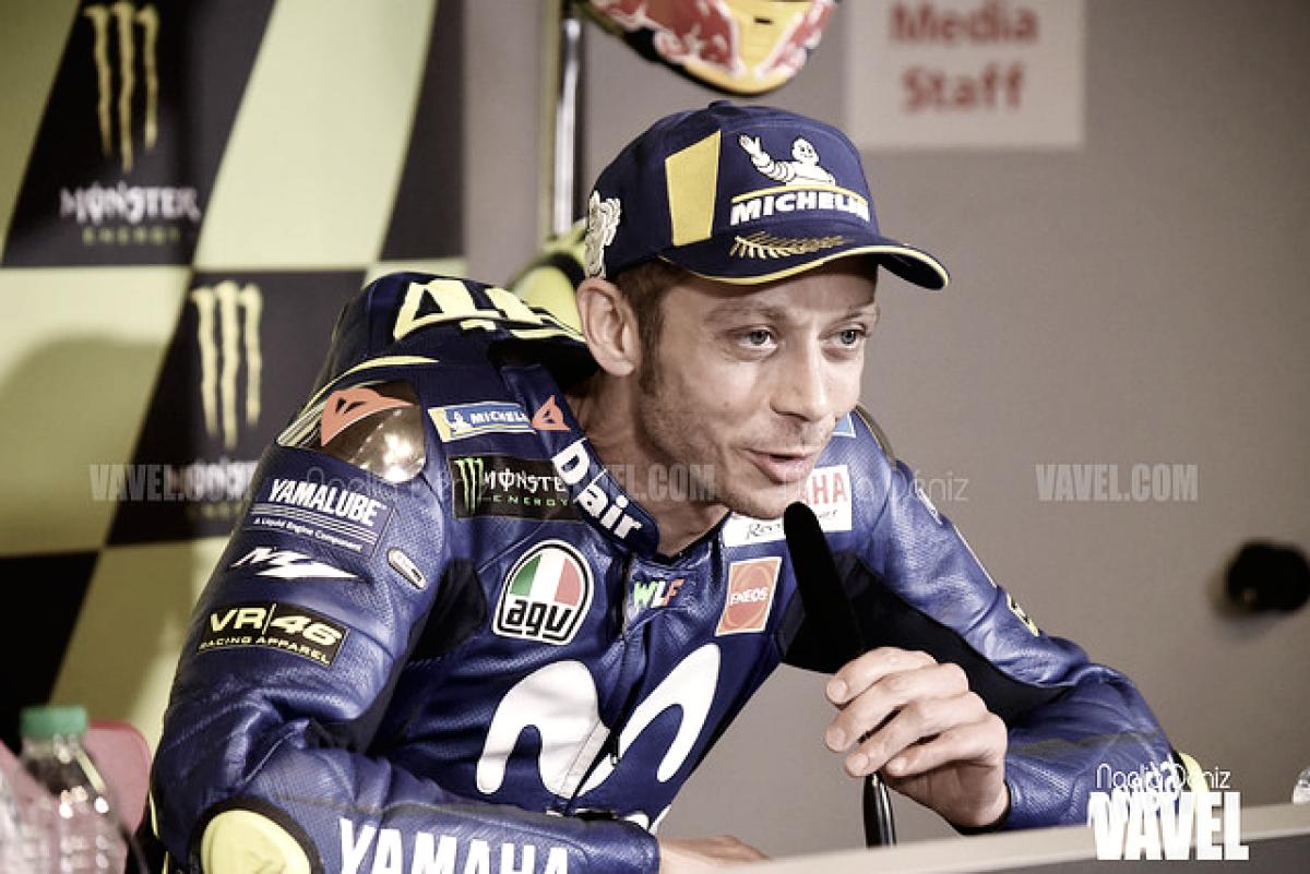 """MotoGP - Rossi: """"Ci sono molti piloti veloci, io sono uno di quelli"""""""