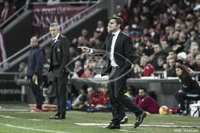 """Valverde: """"El partido es una oportunidad, y la queremos aprovechar"""""""