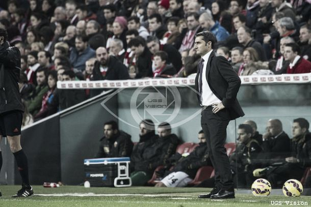 Ernesto Valverde seguirá un año más