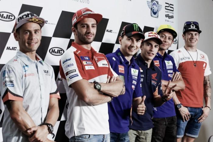 Rueda de prensa GP República Checa 2016