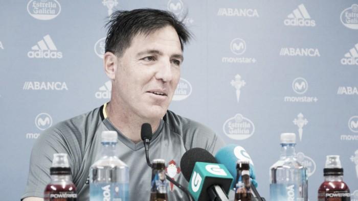 """Berizzo: """"Las semifinales del año pasado deben ser nuestro combustible"""""""