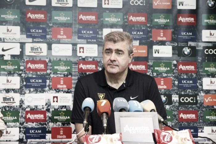 """Quintana: """"Podemos llegar a lo más alto, pero hay que realizar un gran esfuerzo físico y mental"""""""