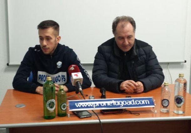"Manolo Vázquez: ""El objetivo es pasar a Uruguay Tenerife"""