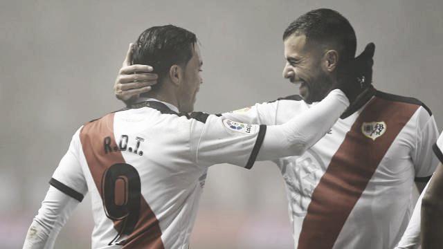 El Valladolid gana al Rayo en encuentros totales