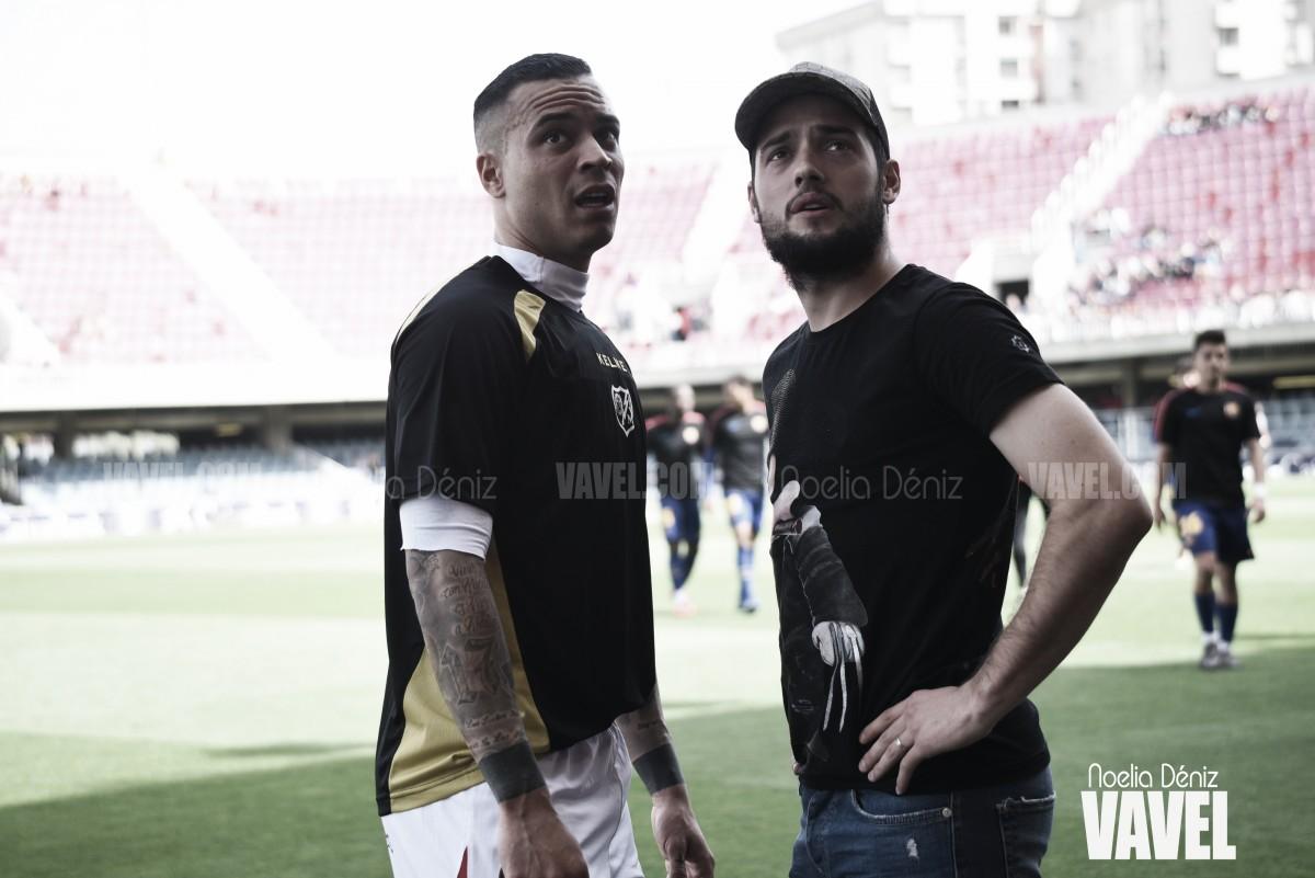De Tomás, MVP ante el Córdoba