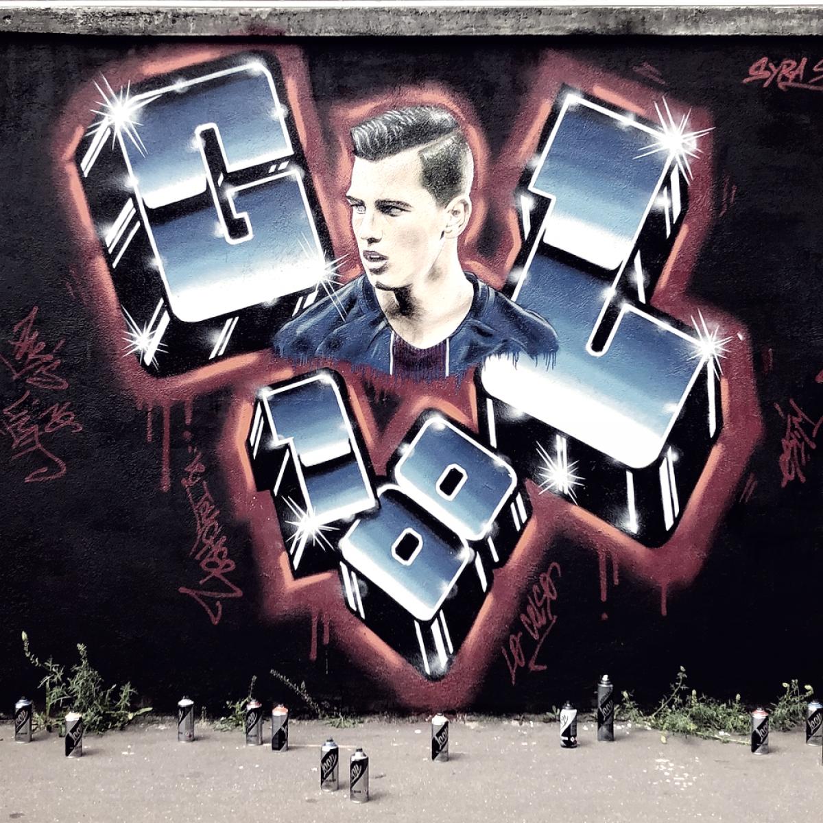 Terrible mural
